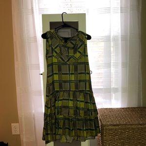 Marc by Marc Jacobs plaid dress